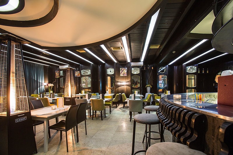 Zepter Hotel Drina - restoran-picerija u centru grada
