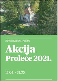 Zepter Vila Drina, proleće 2021